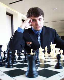 GM Yury Shulman