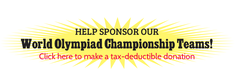 Donate to the USCF's Olympiad Fund